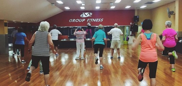 Active Over 50's