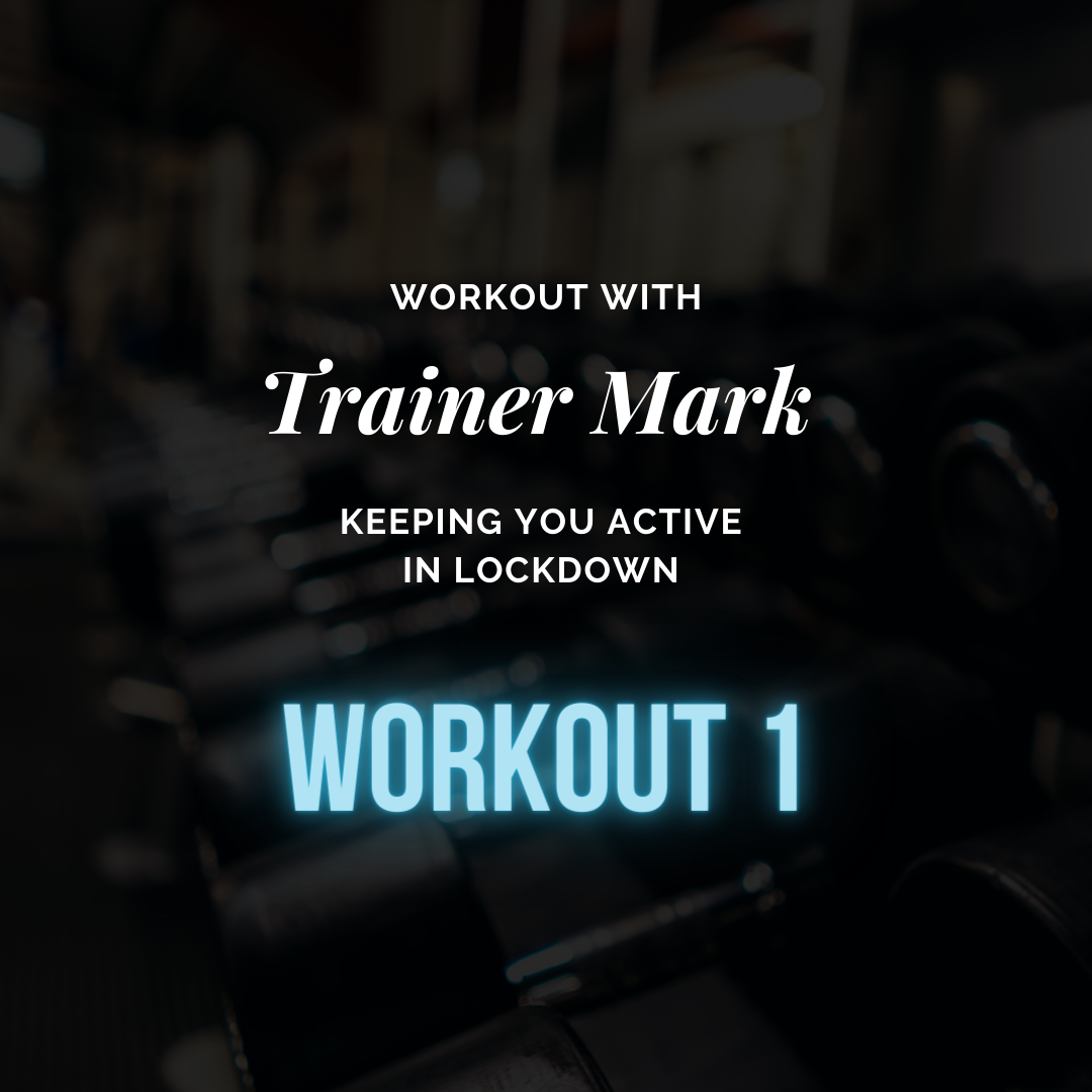 Exercise Workout 1